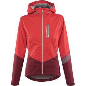 Endura Singletrack II Jacket Women orange/red